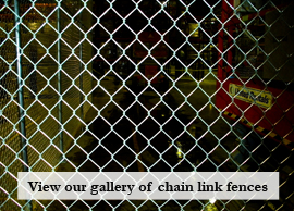 Link to Commercial Chain Link Gallery of Pictures