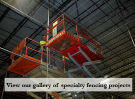 Link for Specialty Fencing Link Gallery
