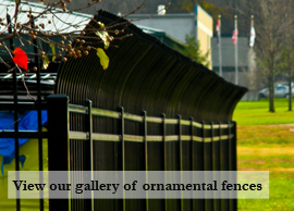 Commerical Ornamental Link to Gallery of Pictures