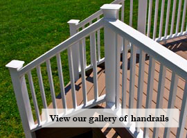 Link for Residential Handrails